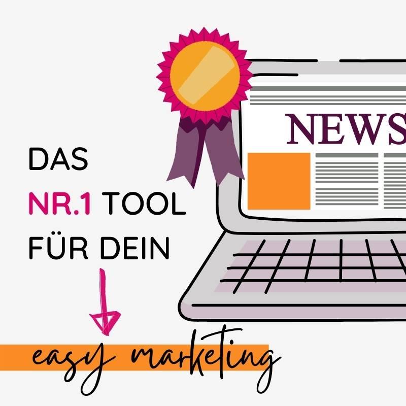 Newsletter, das Nr.1 Tool für dein easy Marketing