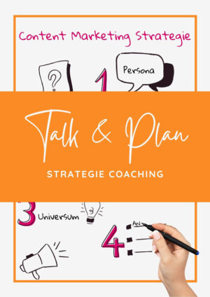 "Strategie Coaching ""Talk & Plan"""